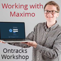 Working with Maximo Header