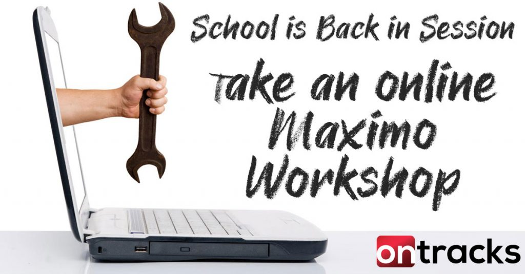 Take an online Maximo Workshop